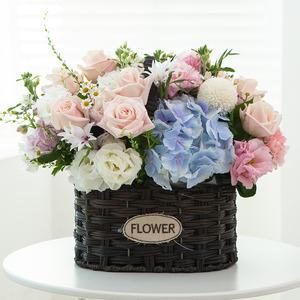 꽃이 주는 설레임